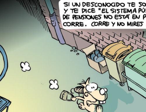 Más de la mitad de los españoles cree que no cobrará pensión al jubilarse