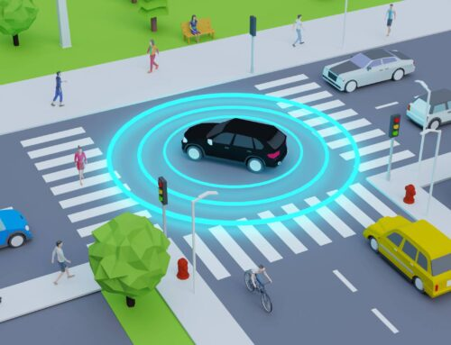 Los coches híbridos sufren menos accidentes de tráfico